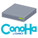 ConoHa Object Sync logo