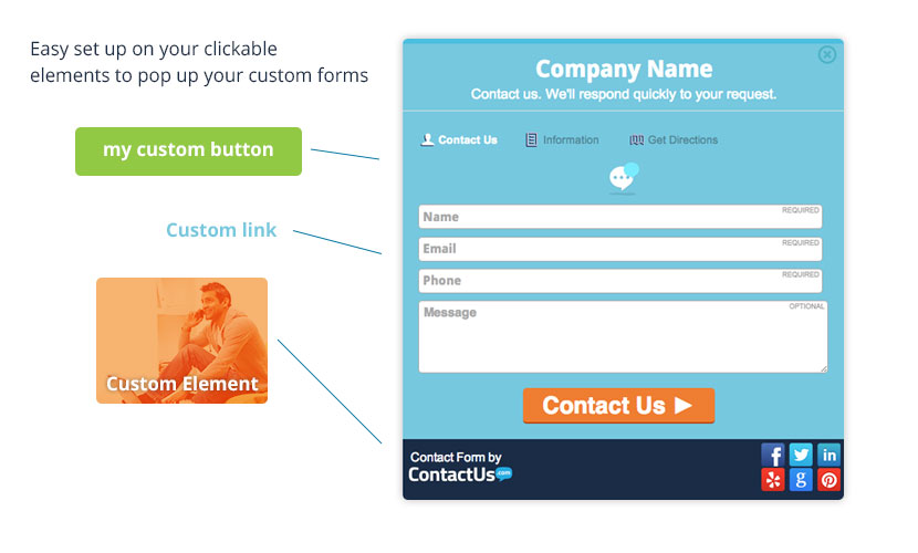constantcontact-form screenshot 5