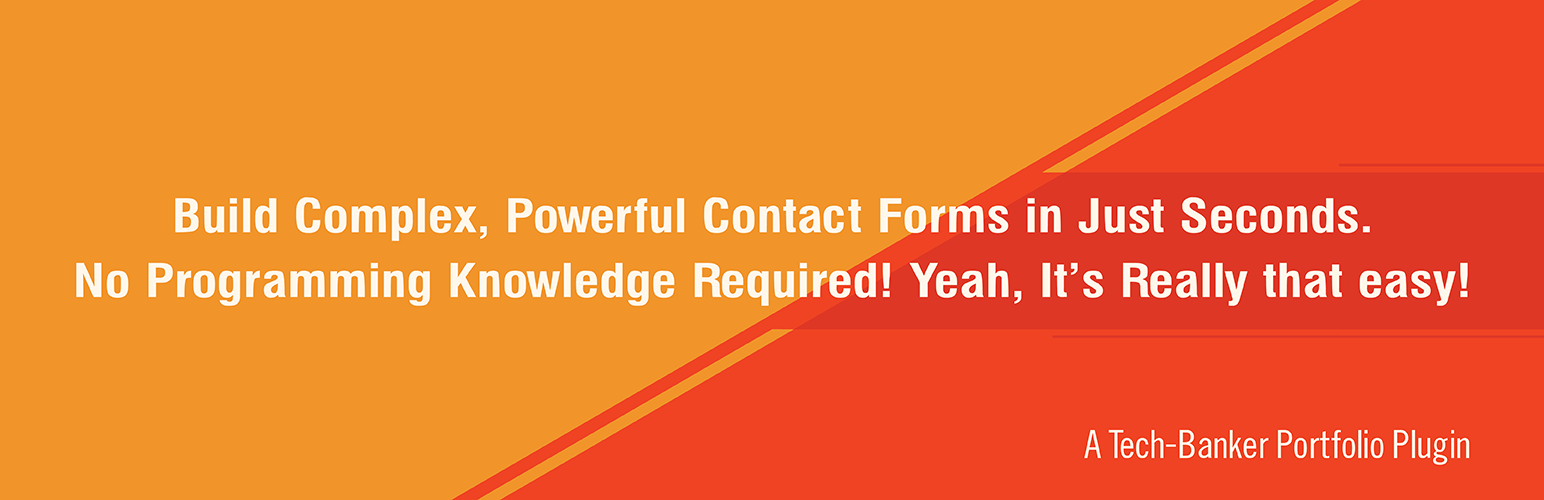 Contact Bank – Contact Form Builder for WordPress