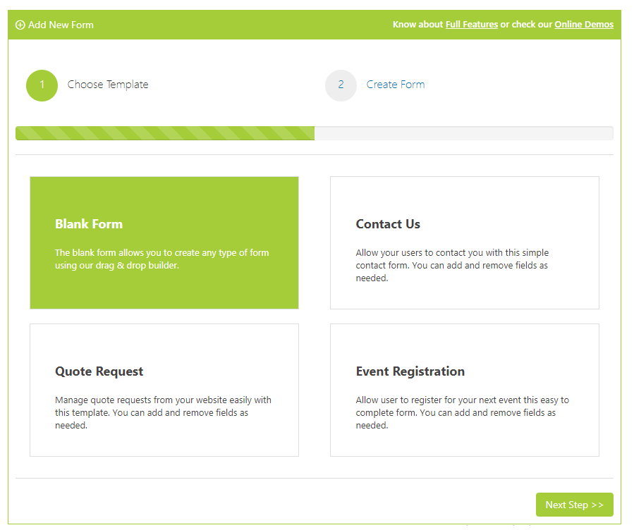 Contact Us Web Page >> Contact Forms Plugin Contact Bank Wordpress Plugin