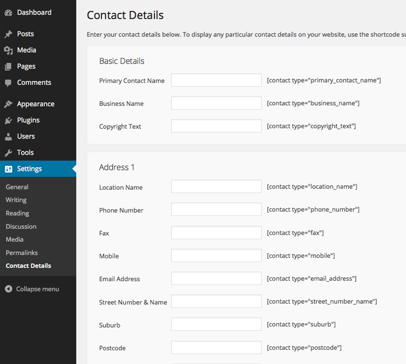 contact-details screenshot 1