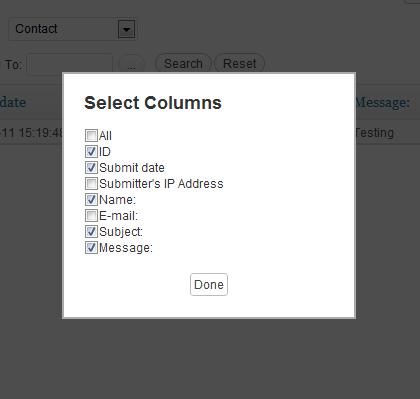 Text input field type