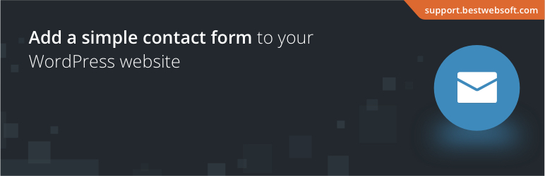 Contact Form by BestWebSoft