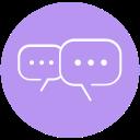 Chatbot with IBM Watson logo