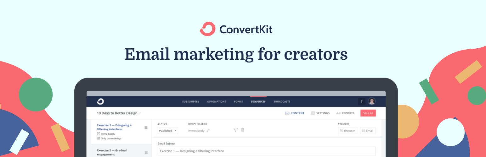 Convertkit WordPress Plugin Can Be Fun For Everyone