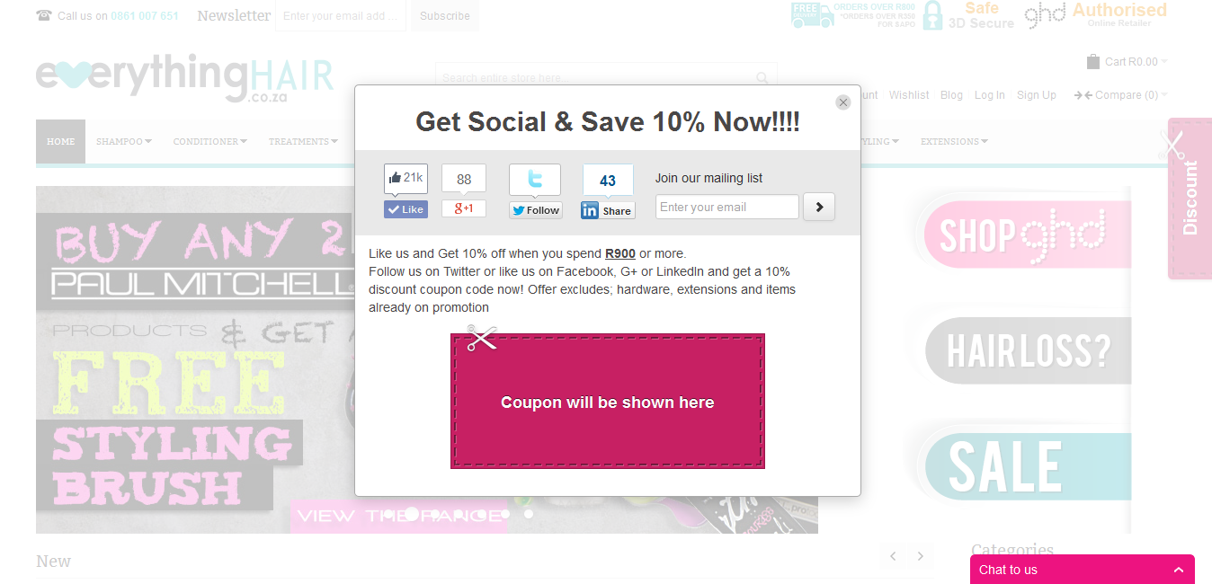 coupon-pop-for-wp screenshot 7
