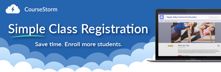 CourseStorm Class Registration for WordPress