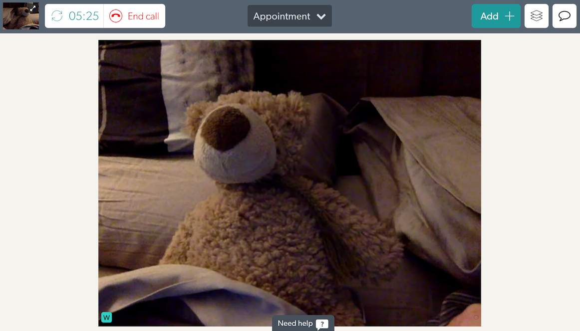Screenshot3.png : example video call on Coviu