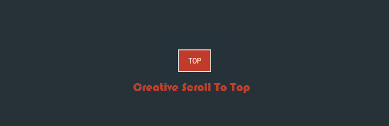 Creative Scroll To Top