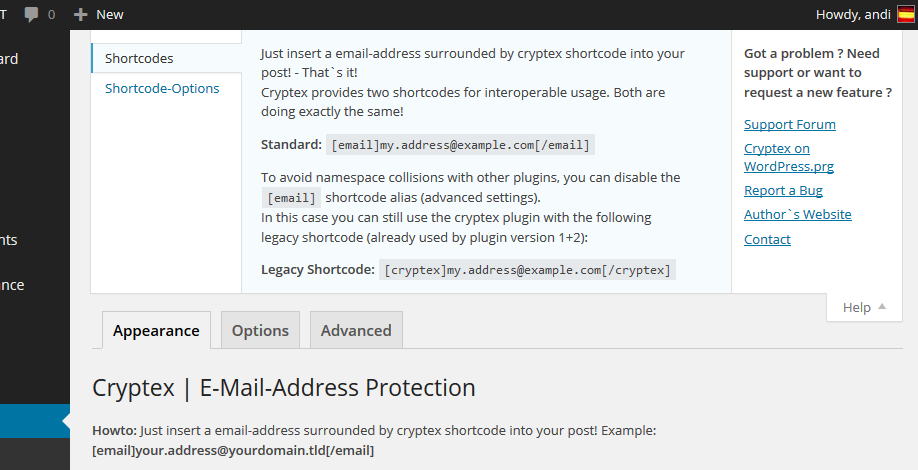 cryptex screenshot 2