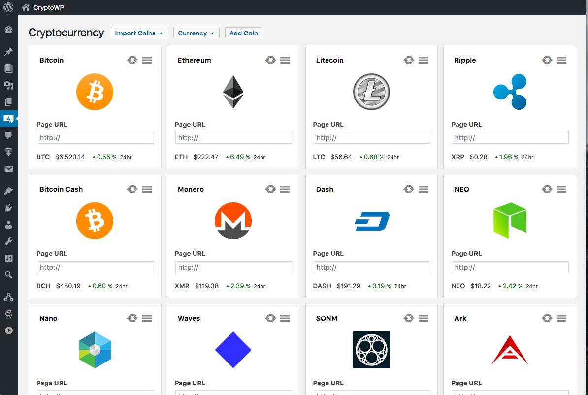 bitcoin wp