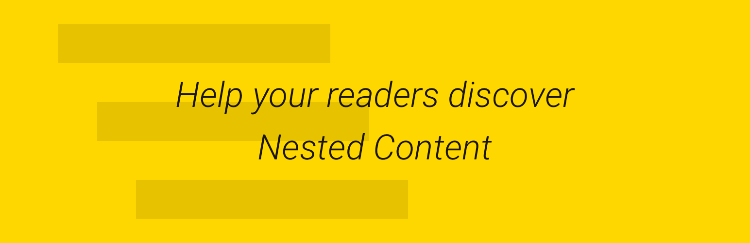 Nested Posts by CurateWP