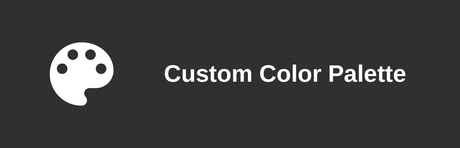 Custom Color Palette for Gutenberg