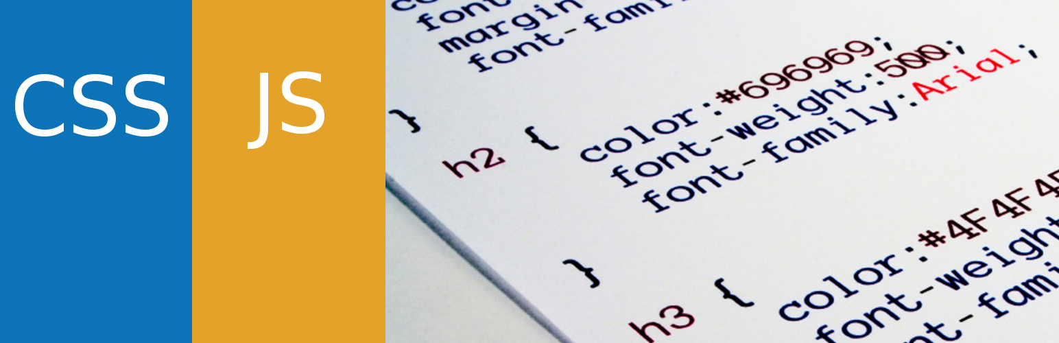 Simple Custom CSS and JS – WordPress plugin | WordPress org