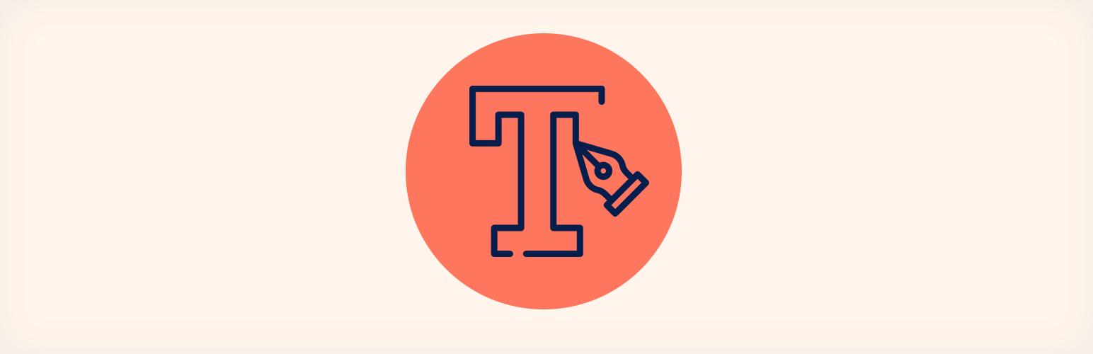 Custom Fonts – WordPress plugin | WordPress.org