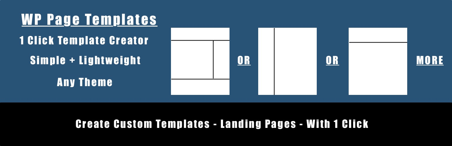 pages template