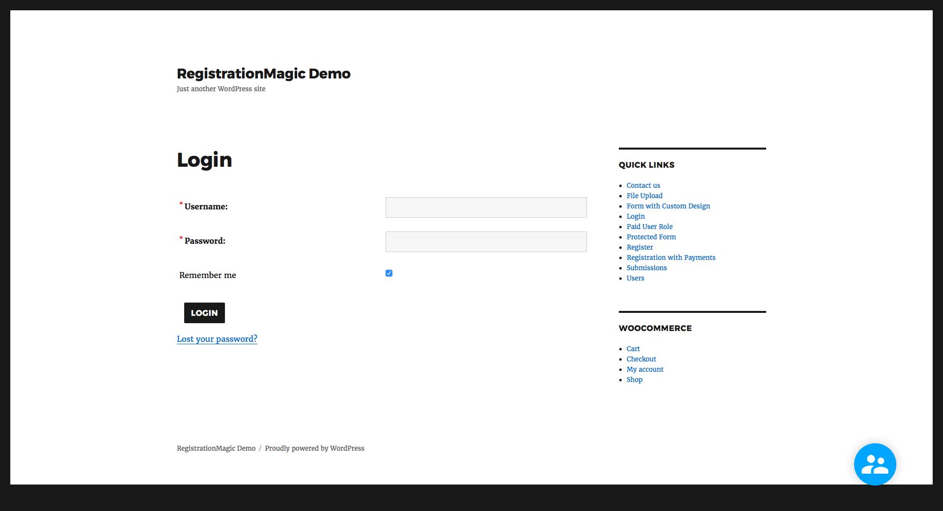 RegistrationMagic-Custom Registration Forms — WordPress Plugins