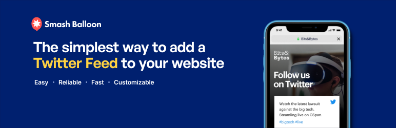 19e62add403f Custom Twitter Feeds – WordPress plugin