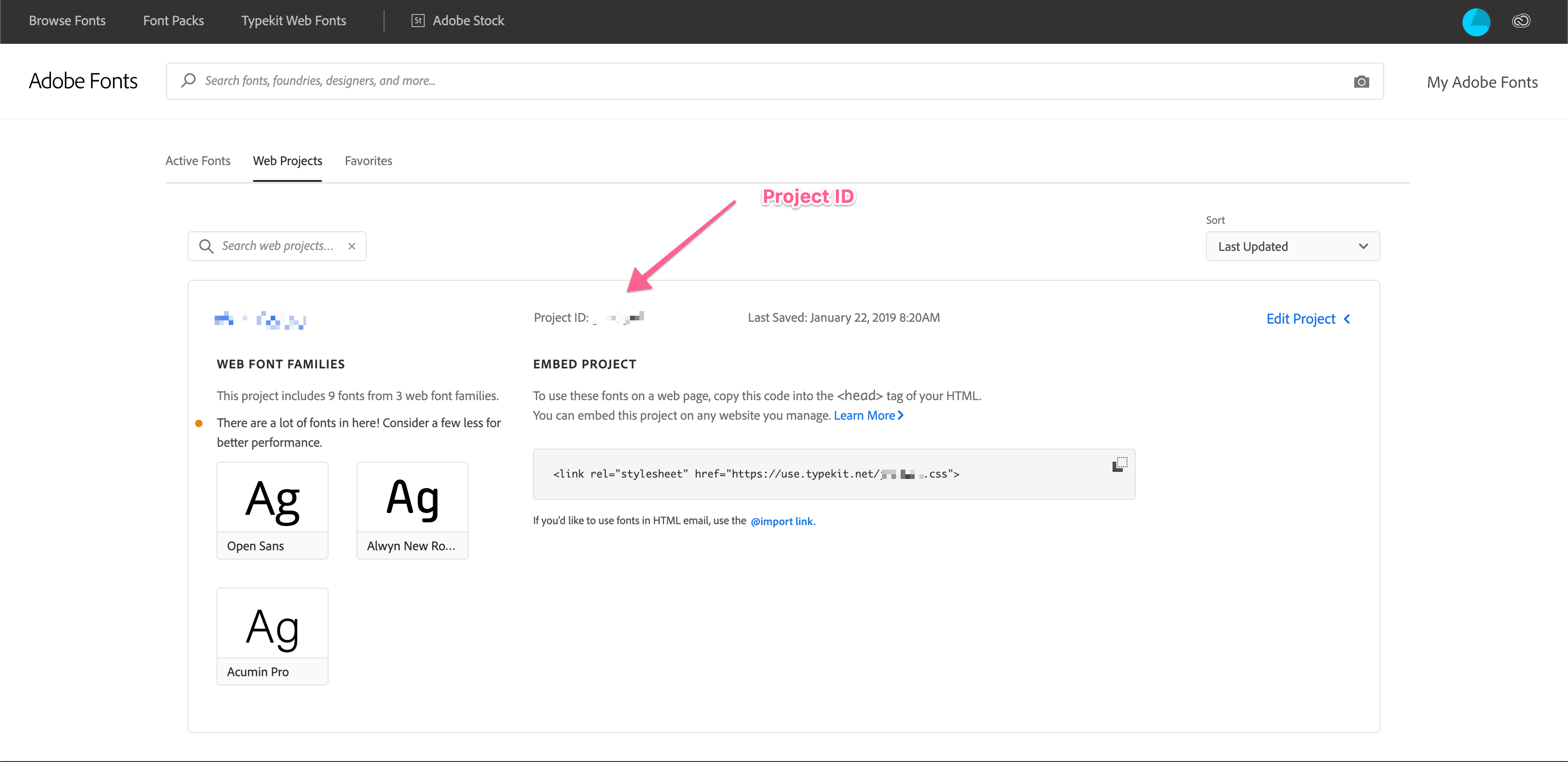 Custom Adobe Fonts (Typekit) – WordPress plugin | WordPress org