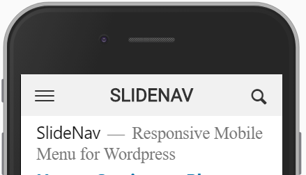 Slide Nav 1 0 0 - Wordpress plugin