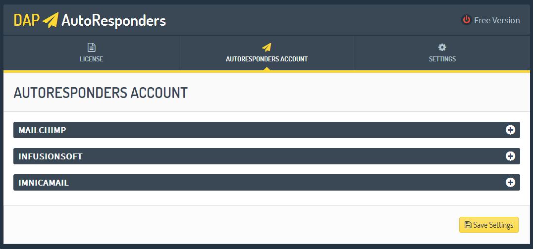 Enter Autoresponders Details (Basic)
