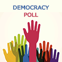 democracy-poll logo