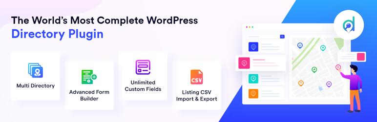 Directorist – Business Directory Plugin – WordPress plugin | WordPress.org