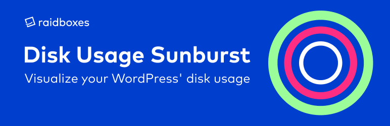 Disk Usage Sunburst