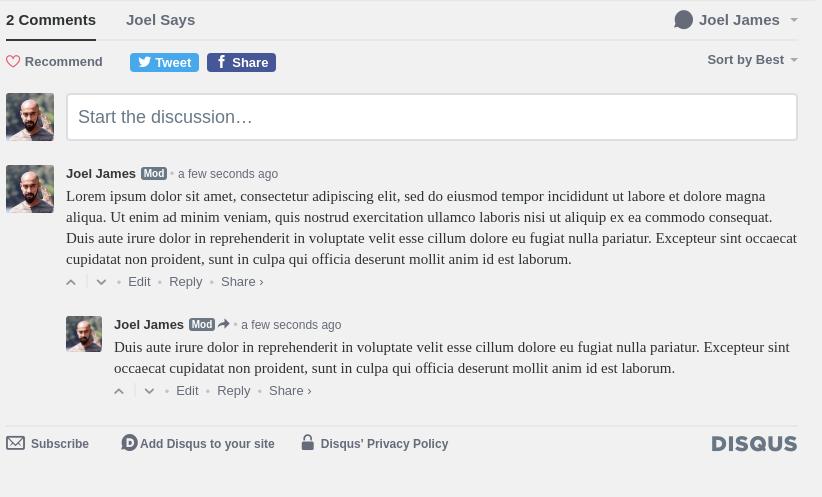 Disqus Conditional Load – WordPress plugin | WordPress org