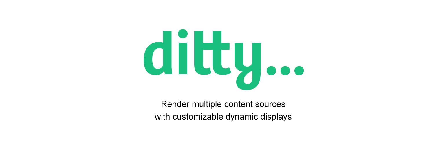 Ditty News Ticker Wordpress Org