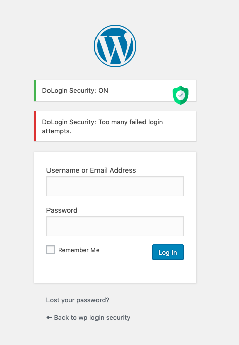 Login Page (After sent dynamic code to mobile text message)
