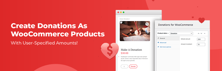 Potent Donations for WooCommerce