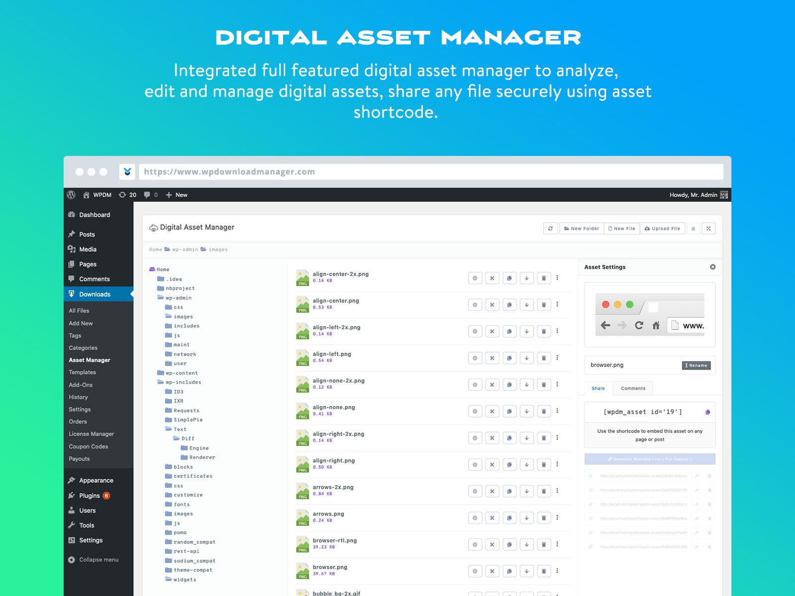 WordPress Download Manager – WordPress plugin | WordPress org