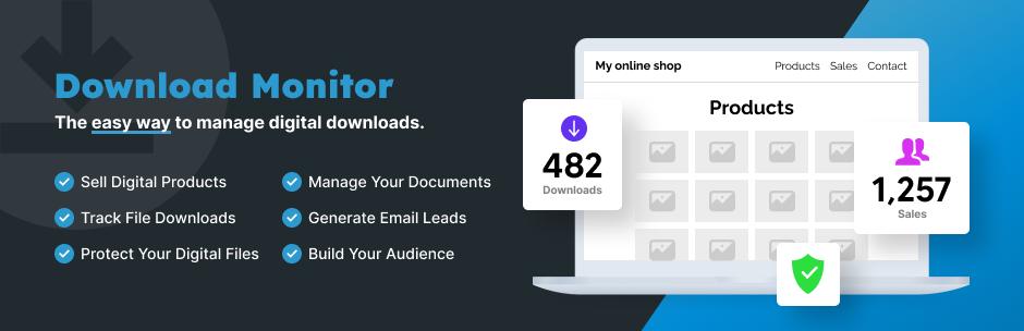 Download Monitor – WordPress plugin | WordPress org