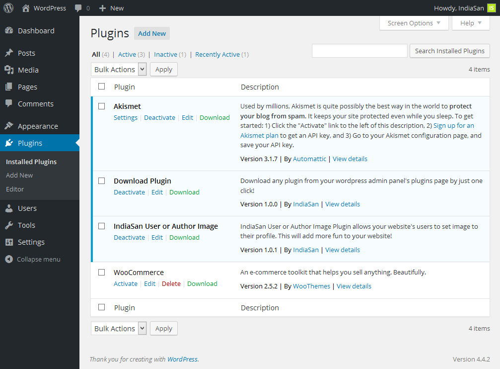 Download Plugin – WordPress plugin | WordPress org