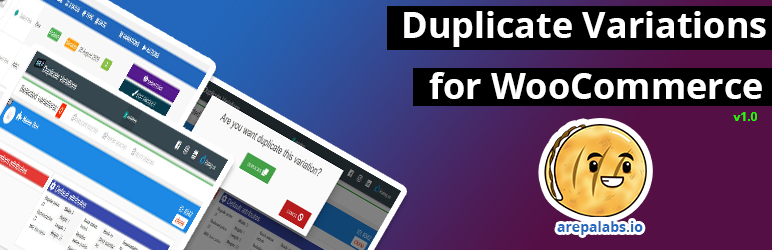 Duplicate Variations for Woocommerce