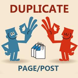 Wordpress Duplicate Post Plugin by Arjun thakur