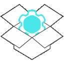 DropBox Backup by Supsystic logo