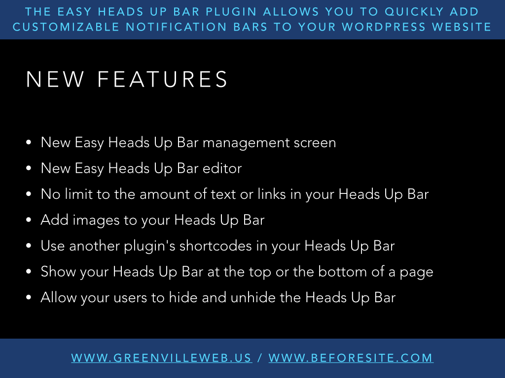 easy-heads-up-bar screenshot 6