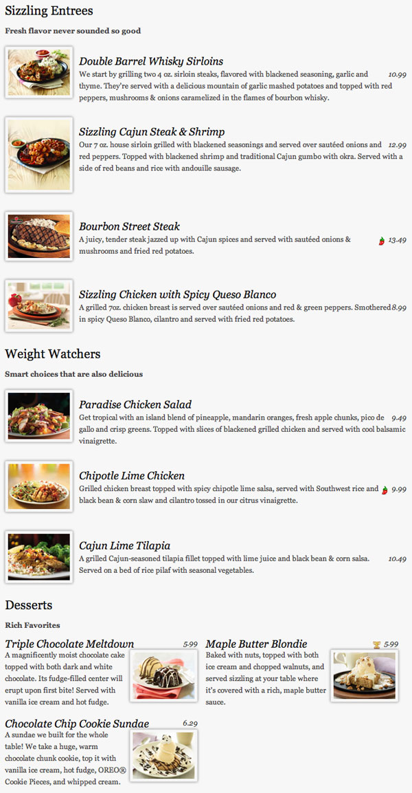 Easy Restaurant Menu Manager — Wordpress Plugins