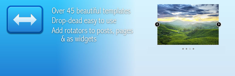 EasyRotator for WordPress — Slider Plugin