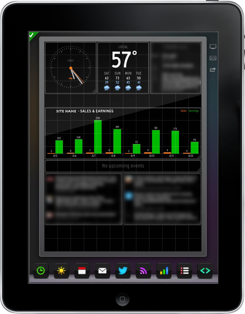 edd-status-board screenshot 1