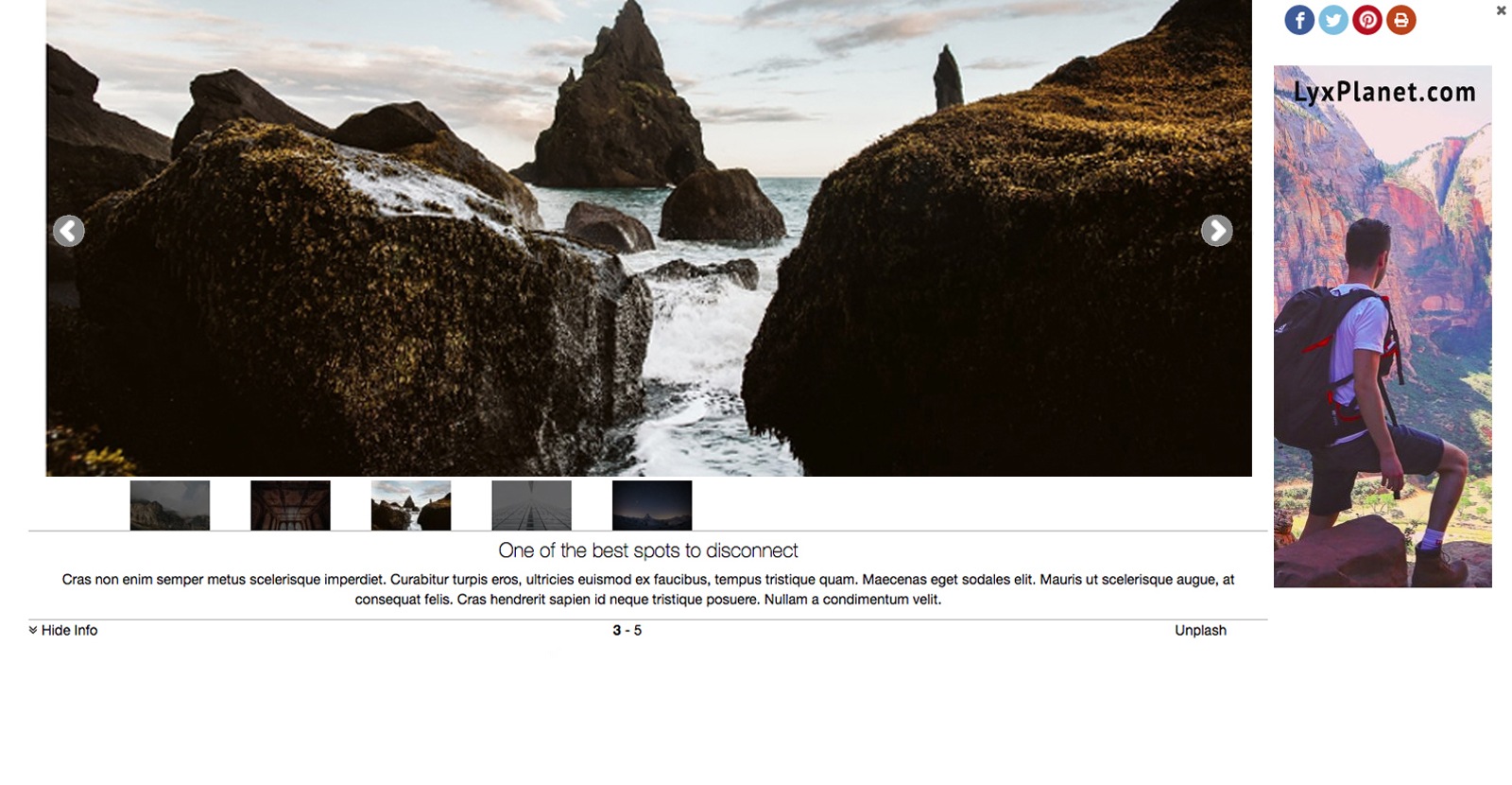 Edge Gallery Plugin: User experience