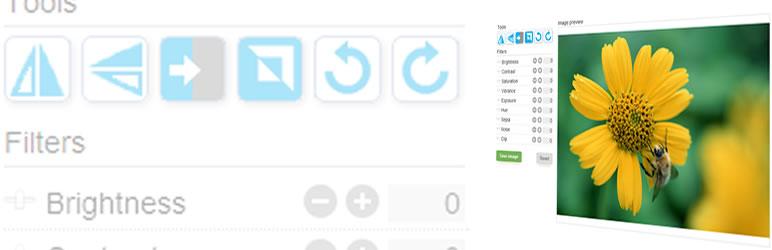 Edik – Advanced Image Editor for WordPress