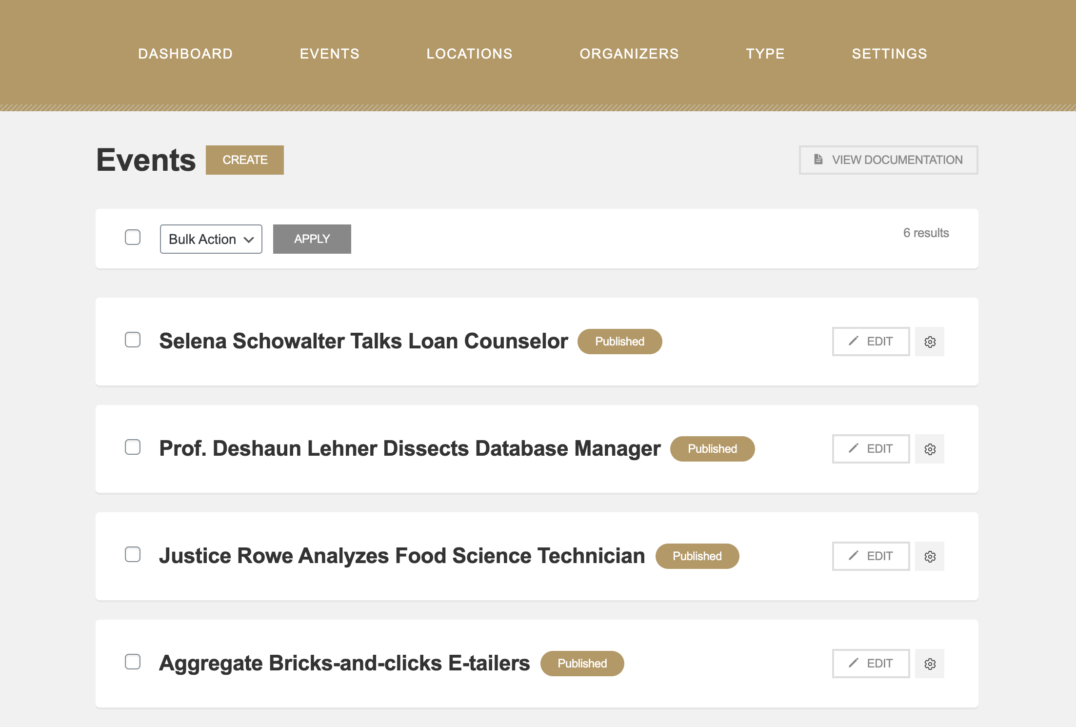 Elegant Calendar Lite – WordPress Events Calendar Plugin