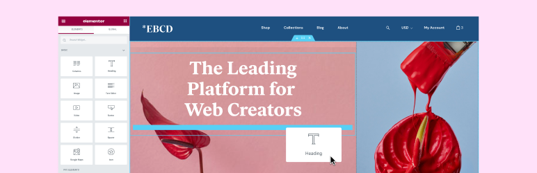 Elementor Page Builder – WordPress plugin | WordPress org