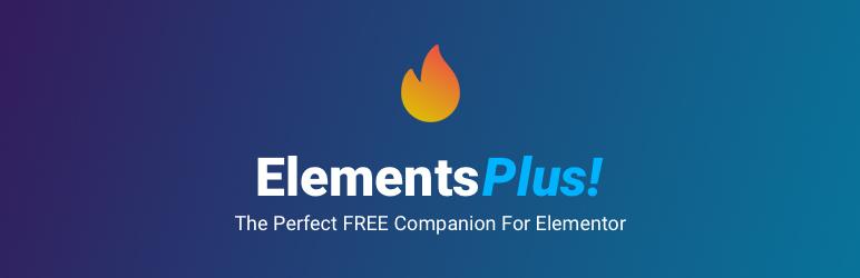 Elements Plus For Elementor