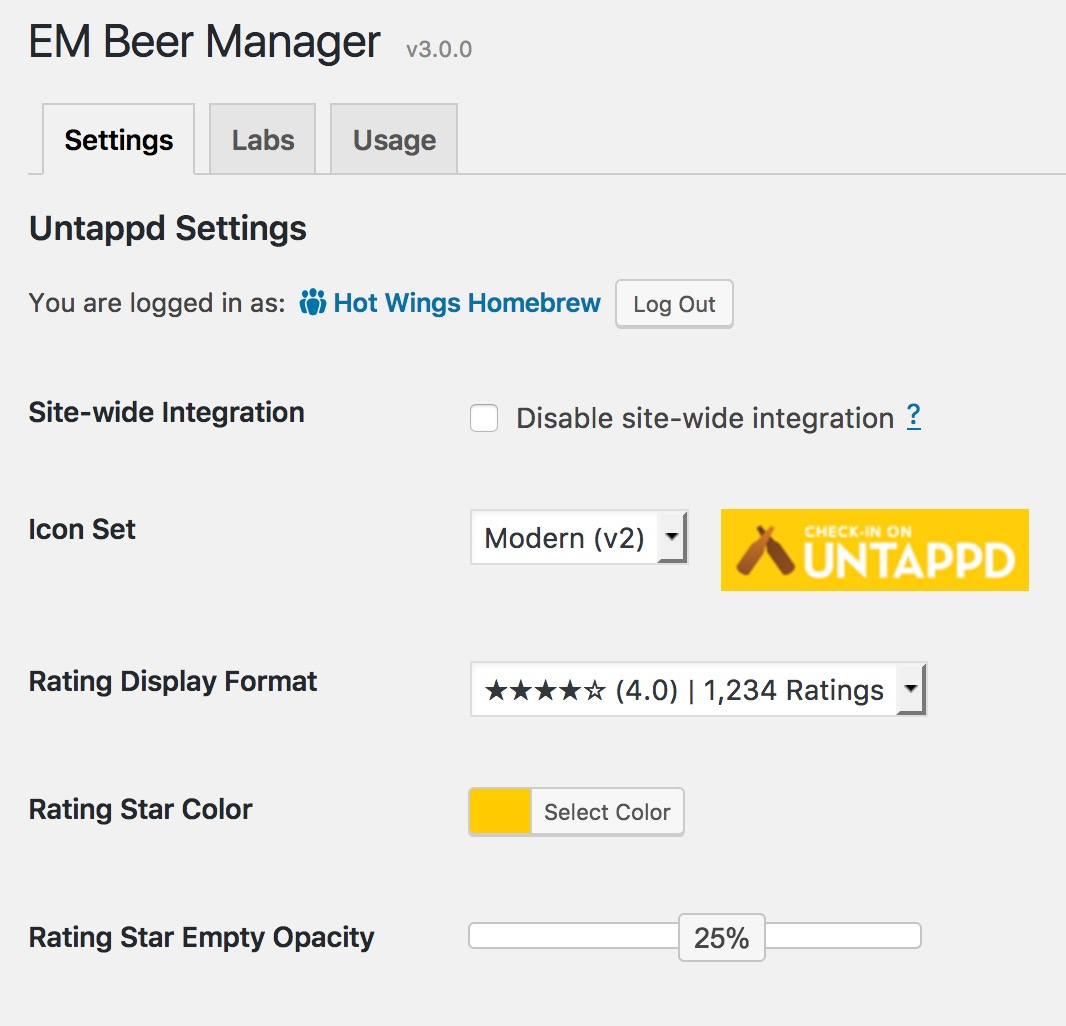em-beer-manager screenshot 4