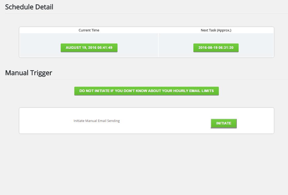 email-artillery screenshot 3