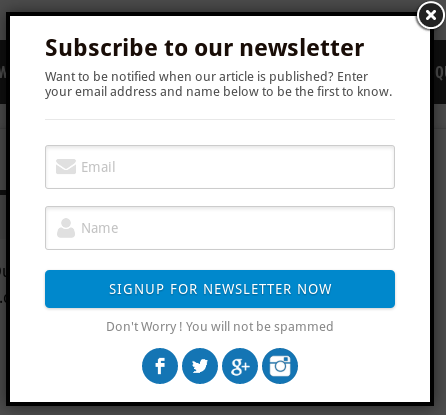 how to cancel email subscriptions